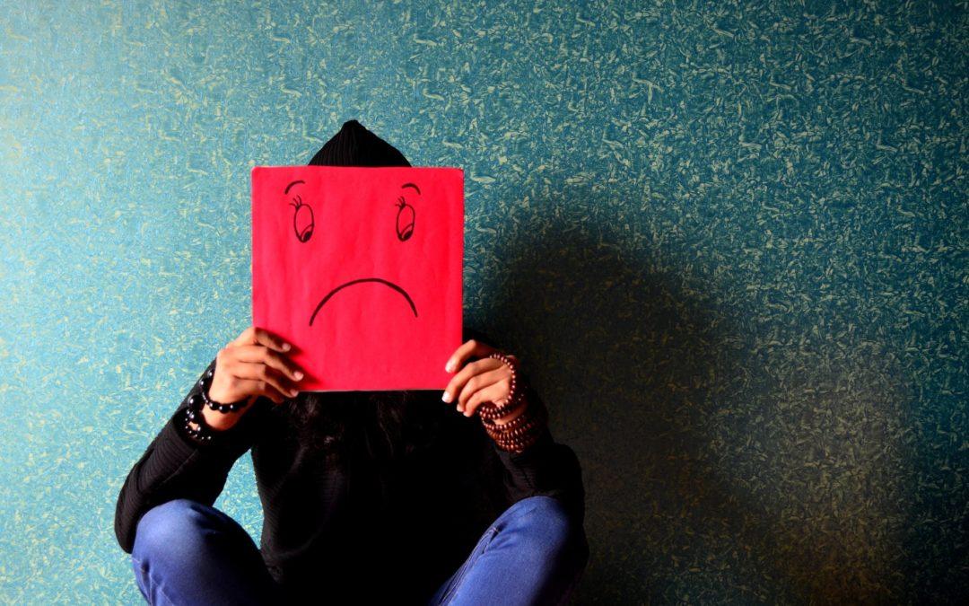 拥抱你的抑郁